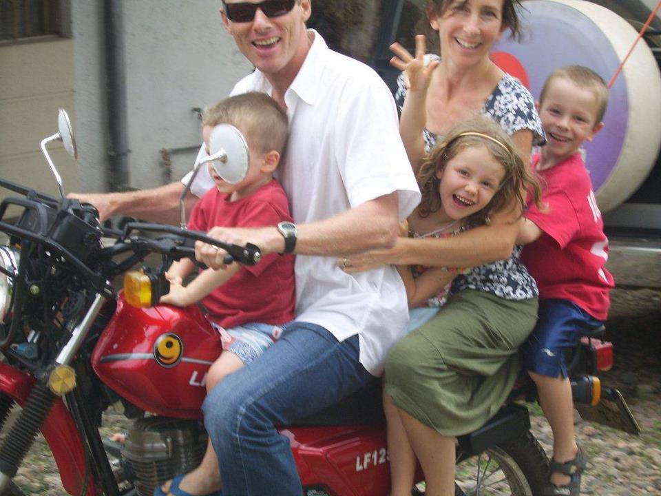 familyonbike