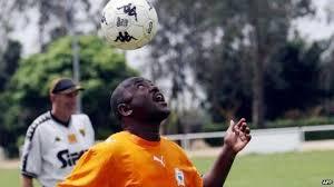 tttttpresidentplayingfootball