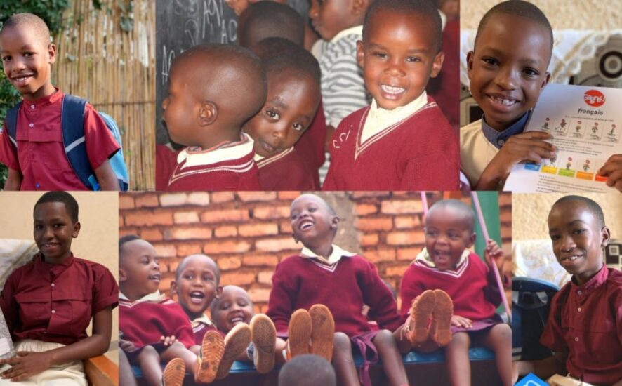 Big Smiles in Burundi Montage